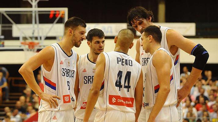 Srbija Izgubila Od Nemačke U Novom Sadu Sportski Savez
